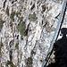 Im Klettersteig Ferrata Vernale (B/C)