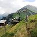 Die Erlebnisbahn Embd-Schalb, hier die Bergstation Schalb. So gerne wären wir damit gefahren...