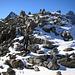 Auf dem Monte Moro 2985m