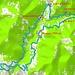 <b>Tracciato GPS Anello della Valle della Crotta.</b>