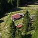 Rifugio Alp de Martum visto dal sentiero verso l'omonima cima...