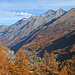 Zermatt im goldenen Herbst