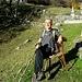 Francesco relax al sole