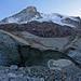 Zum Matterhorn geht es ganz schön steil hinauf