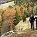 Torniamo sul sentiero principale per proseguire al Rifugio Alpe Peu. scopriremo poi che c'e' un sentierino diretto tra le due alpi
