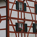 Fachwerkhaus in Hagenthal-le-Bas (356m).