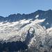 Winterbergkette mit Galenstock und Gletschhorn, Panorama vom Bergseeschijen