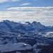 Winterlich in den höheren Bergen