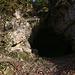 Die Schalberghöhle hat Funde hervorgebracht die zu den ältesten der Region zählen. Bereits vor 42000 bis zirka 24000 Jahren war der Mensch hier angesiedelt. Für die Zeit danach, zirka 30000 bis 15000 Jahre vor heute, fehlen im Kanton Baselland jegliche Spuren menschlichen Daseins. Die Wissenschaft nennt dies einen Hiatus, eine Lücke, und steht dabei vor einem Rätsel. Das Aussterben des Neandertalers fällt in jene Zeit. <br /><br />Eine Altgrabung der Höhle von 1926 erbrachte den Nachweis, dass diese Höhle bereits 42000 Jahren, während der Kulturepoche des Mousteriens, vom Neandertaler genutzt wurde. Aber auch Knochenfragmente von Höhlenbären, Höhlenhyänen, Panthern, wollhaarigen Nashörnern und Mammuts wurden entdeckt, Hinweise, dass es sich um eine Kälteperiode handelte. Eine jüngere Kulturschicht brachte eine Beilfassung aus Hirschgeweih, Keramik und Feuersteingeräte zutage, die typologisch der Horgener Kultur (zirka Jahr -3000) zugewiesen werden können. Eine Bronzenadel und zahlreiche Keramikscherben stammen aus der späteren Bronzezeit vor zirka 3200 Jahren.