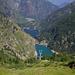 Il lago di Campliccioli e il lago di Antrona da Crestarossa (foto Robby48)