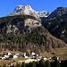 Kurz vor halb 10 Uhr begann ich mit dem Hüttenaufstieg von Innerferrera (1481m).
