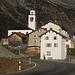 Nach nur gerade 2¾ Stunden von der Hütte war ich wieder zurück am Ausgangspunkt Innerferrera (1481m).