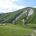 Raminer Matt, sur le versant glaronais du Foopass