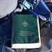 Piz Curvér (2971,8m): Im Gegensatz zu letzter Woche auf dem Piz Timun habe ich diesmal das Gipfelbuch gefunden :-)