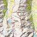 Grat von Veysonnaz nach Grand Désert und zurück<br /><br /> distance: 46.64 km<br /> min/max elev.: 1402 m/3209 m<br /> elev. gain/loss: 3960 m/-3960 m<br /> Elevation gain/loss threshold: 3m