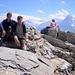 Gipfel Schwalmere - Vielen Dank an die unbekannte Fotografin !