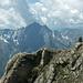 Gipfelblick zum Piz Terri