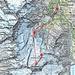 Allalinhorn route
