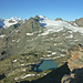 Rosablanche, rechts der Grand Mont Calme