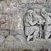 Sandsteinskulpturen von Hans Widmer.