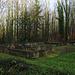 Der Römische Gutshof von Nollingen liegt im Wald nordöstlich von Dergerfelden. <br /><br />Der römische Gutshof mitten im Wald stammt aus dem 2. und 3. Jahrhundert und gehört zum römischen Kulturland, das links und rechts des Rheines auch zur Versorgung der grossen Römerstadt Augusta Raurica diente. Diese Römerstadt hatte zu ihrer Blütezeit bis zu 18000 Einwohner. Strassen und Brücken verbanden die Stadt mit den vielen grossen und kleinen Gutshöfen in der Umgebung. Die Mauern zeigen ein realtiv kleines und einfaches Wohngebäude. Ausserdem fand man bei Ausgrabungen Keramik- und Glasgefässe sowie Tierknochen von Schwein, Schaf und Ziege. Das alles deutet darauf hin, dass hier ein römischer Kleinbauer mit seiner Familie lebte und sein Auskommen durch die Haltung von Weidetieren hatte. Der Gutshof wurde Ende des 3. Jahrhundert aufgegeben als die Grenze des römischen Reiches wieder an den Rhein zurückverlegt wurde.