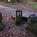 Bei der Eisernen Hand ist neben dem östlichsten Punkt von Baselstadt auch gleich daneben, in kaum 40 Meter Entfernung mit dem Grenzstein Nummer 63 auch der nördlichste Punkt vom Stadtkanton zu finden.