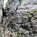 durch den Kamin hinauf zum Hammerstein