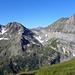 Am Gegenhang der Col de Barberine