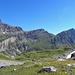 Blick zurück zum Col d'Emaney