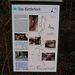Informationstafel zum Bättlerloch, der längsten Höhle der Nordwestscheiz von über einem Kilometer Länge!