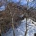 Quella che per noi è la Sella Bassa di Valbella, il più orientale dei due valichi presenti tra il Galerno e la Cima Li Dornaj...