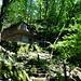 Bunker unterhalb der Ruine Besserstein.