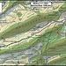 Tour vom 5.1.2021:<br /><br />Karte meiner Skitour auf die Belchenflue.