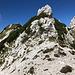 Jezersko sedlo / Seeländer Sattel - In der Nähe des Grenzkammes Slowenien/Österreich geht's nun entlang zum Ledinski vrh.