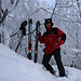 Fotos der Tour vom 15.1.2021:<br /><br />Auf dem Helfenberg / Bilsteinberg (1123,9m): Endlich genug Schnee, es ist schon meine zweite Skitour diesen Winter im Baselbiet. Wegen grosser Lawinen gefahr ist die in den Alpen zur Zeit leider kaum möglich!