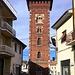Lomazzo : Torre in stile lombardo medioevale eretta nel 1904