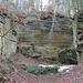 Die Felsenklause oberhalb von Schöftland.