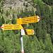 Segnavia Alpe della Bolla