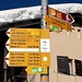 <b>In 45 minuti raggiungo il bel villaggio di Nante (1423 m)); da qui via decido di seguire la comoda strada, con neve battuta, verso Segna (1500 m). </b>