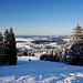 Skitourer, Snowboarder, Rodler, Schneeschuhgänger und Wanderer haben die Piste planiert