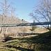 Die eingezeichnete Brücke unterhalb vom Solloch dient der Gaspipeline.