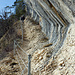 Der Felsenweg war trotz der Gefahr von Steinschlag das Highlight der Rundwanderung.