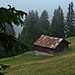 Hütte bei Plang Grond