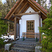 Kleine Kapelle beim Naturfreundehaus