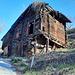Une vieille grange à Alte Scheune. Logique.
