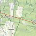 Itinéraire de l'ancien funiculaire servant au transport des pierres ollaires de la mine de Breiterbach.