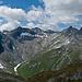 Die Gipfel im Talschluss des Avers