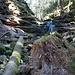 bei den beiden Wasserfällen gibt es dann die letzten Bügel