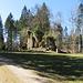 Blauer Stein - Basalt, das westlichste Vorkommen des Hegau-Vulkanismus