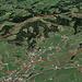 meine GPS Aufzeichnung mit der GPS Uhr Suunto Ambit3 peak hr